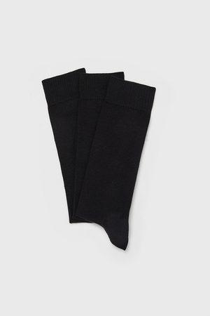Zara Pack enfärgade strumpor