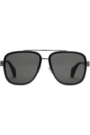Gucci Man Solglasögon - Aviator sunglasses