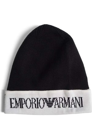 EA7 Train Master Beanie