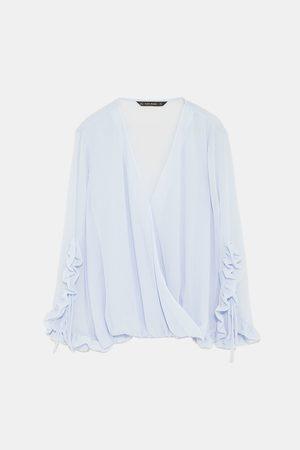 Zara outlet klader kvinna blusar 135ffa741e7e8