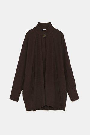 Zara outlet klader kvinna blusar   tunikor bb7f046443ef6