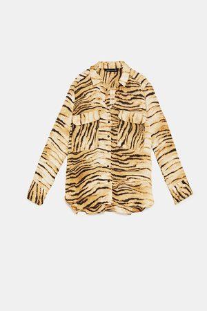Billiga Blusar   Tunikor från Zara för Kvinna på Rea  dc92731f0555c