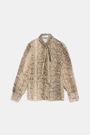 Köp Blusar   Tunikor från Zara för Kvinna Online  3bc02a8ca06aa