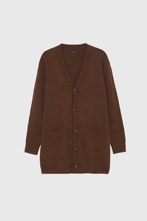 Köp Koftor från Zara för Kvinna Online  7237179e2194b