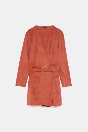 74ed50b4166e Billiga Rosa jumpsuits   hängselbyxor för Kvinna på Rea