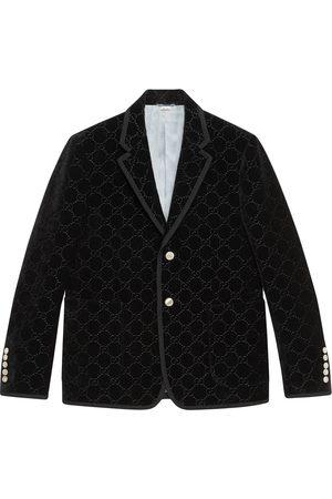 Gucci Palma GG sammetsjacka