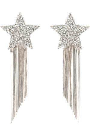 Saint Laurent örhängen med stjärna