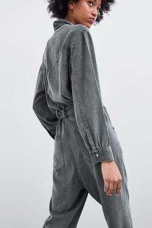 243765d99d9a Zara billig kvinna jumpsuits   hängselbyxor