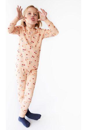 Zara Pyjamas med körsbär