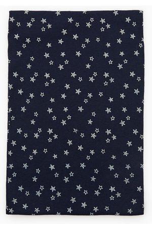 Zara Kraghalsduk av bomull med stjärnor