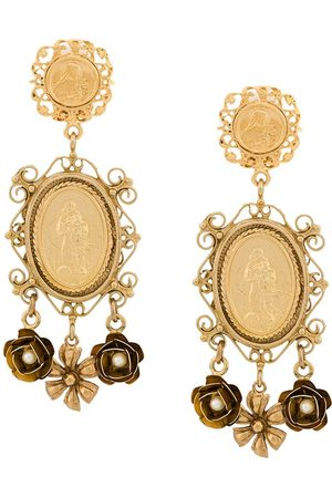 Dolce & Gabbana Madonna örhängen