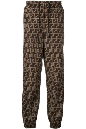 Fendi Sweatpants med logotyp