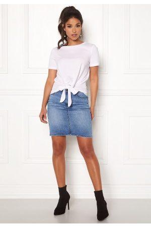 Object Win New Denim Skirt Medium Blue Denim XL