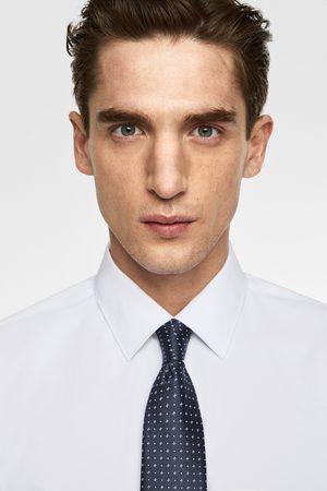 Zara Bred slips med mikromönster