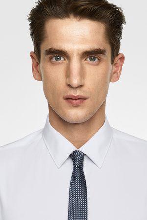 Zara Kvinna Smal slips i jacquard