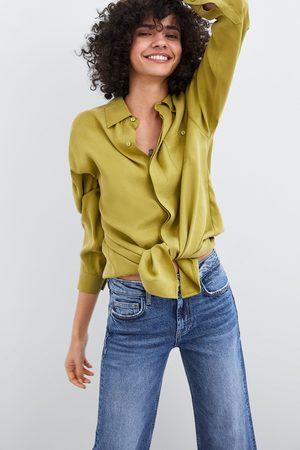 Zara Oversizeskjorta