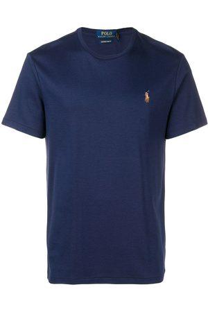 Ralph Lauren Man T-shirts - Embroidered logo T-shirt