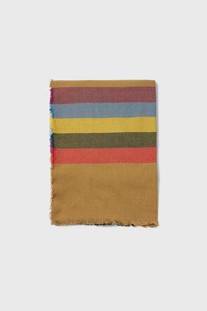Zara Randig och kombinerad halsduk