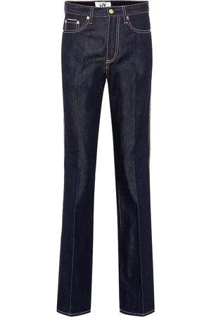 Eytys Oregon Raw flared jeans