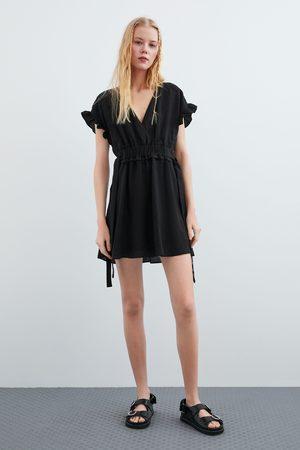 5802047c3122 Zara billig kvinna klänningar, jämför priser och köp online