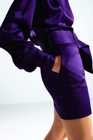 Zara Minikjol med skärp limited edition