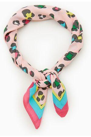 Zara Djurmönstrad scarf