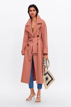 Zara Trenchcoat med skärp