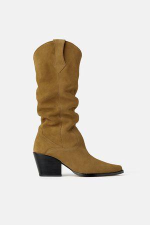 344b21c10da Cowboy boots Skor Kvinnor, jämför priser och köp online