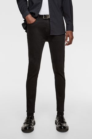 Zara Super skinny-jeans med färg