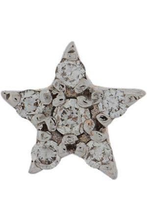 Milka Stiftörhängen i 14K roséguld med diamant