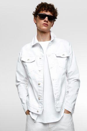 Zara Denimjacka av basmodell