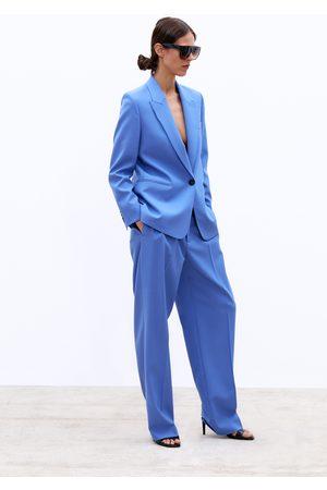 Zara Kvinna Kavajer - Kavaj med fickor