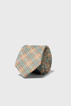 Zara Bred rutig slips