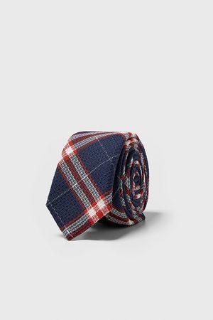 Zara Smal rutig slips