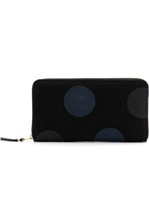 Comme des Garçons Dot rektangulär plånbok