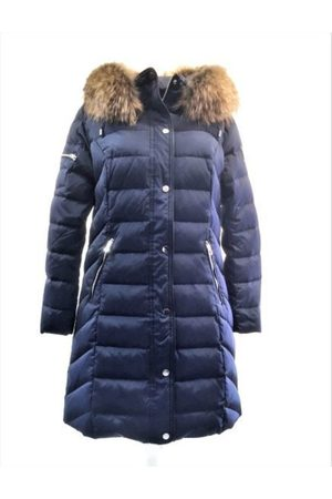 Bark of Sweden Amira Royal Navy Down Real FUR Bark