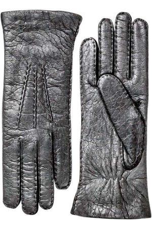 Ellegant Womens Peccary Handsewn Wool