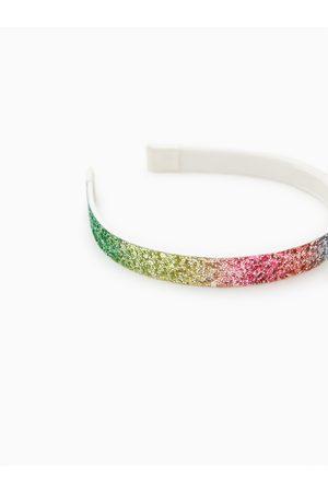 Zara Diadem med glitter