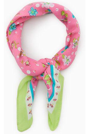 Zara Blommönstrad scarf