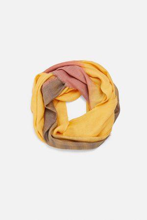 Zara Tie dye scarf