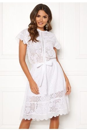 Ravn Sonny Dress White L
