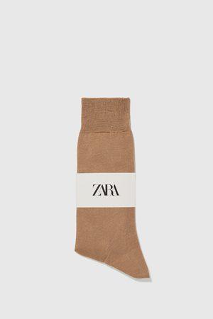 Zara Strumpor med mercerisering premium