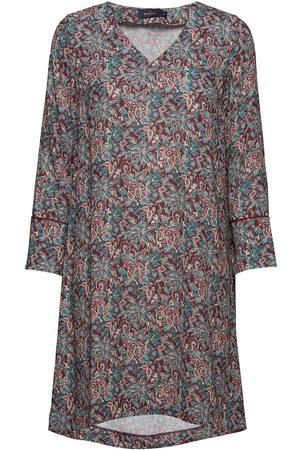 Morris Eve Liberty Dress Tunika Blå