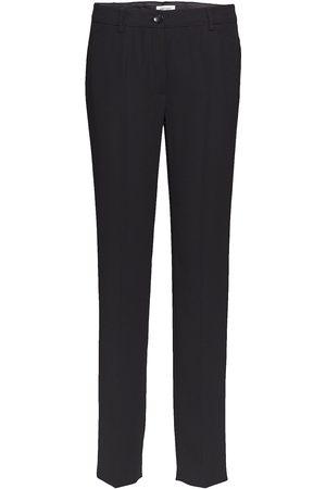 Gerry Weber Kvinna Dressade byxor - Trousers Cloth Speci Byxa Med Raka Ben