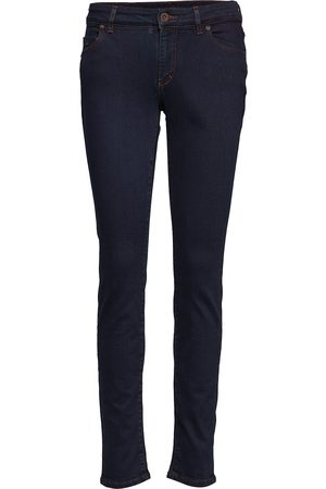 Marc O' Polo Denim Trousers Skinny Jeans Blå