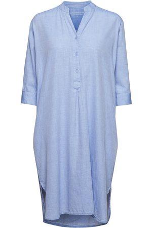 Moshi Moshi Mind Kate Tunic Dress Chambray Tunika
