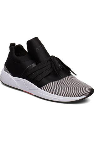 Arkk Copenhagen Raven Mesh S-E15 Black White - Wome Låga Sneakers