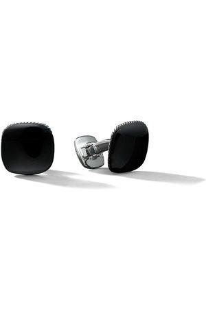 David Yurman Man Manschettknappar - Streamline manschettknappar med onyx