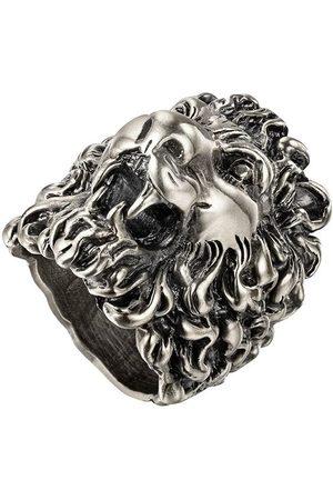 Gucci Ring med lejonhuvud
