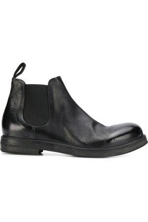 MARSÈLL Chelsea-boots med struktur
